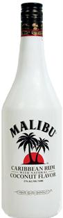 Malibu Rum Original With Coconut 1.00l
